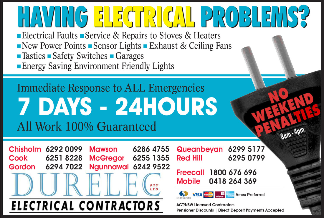 Yellow Pages Advertisment Canberra Directory 2015 Electrical. Adelaide, Brisbane, Canberra, Darwin, Melbourne, Perth, Sydney, Wollongong, Queanbeyan. Call 13TRADIE.